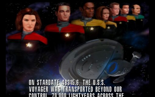 Galleria Star Trek: Voyager – Elite Force