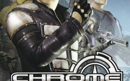 Chrome Cover