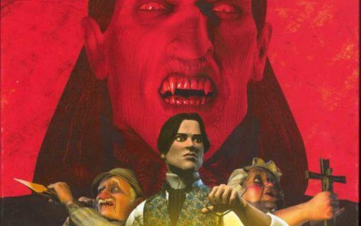 Dracula The Resurrection – Cover