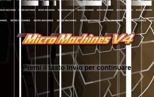 Galleria Micro Machines V4
