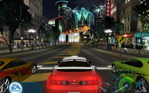 Galleria Need for Speed Underground