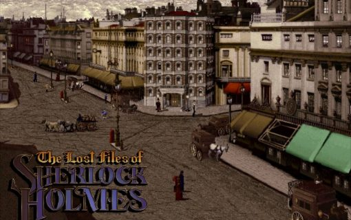 Galleria The Lost Files of Sherlock Holmes: Case of the Rose Tattoo