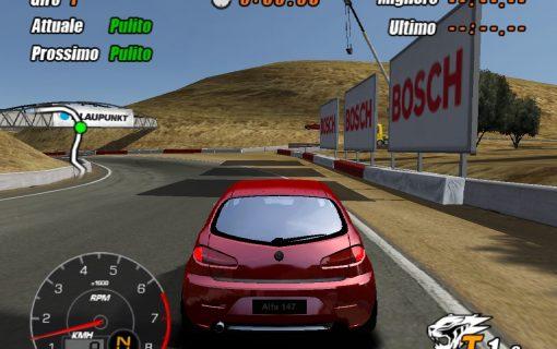 Galleria SCAR – Squadra Corse Alfa Romeo