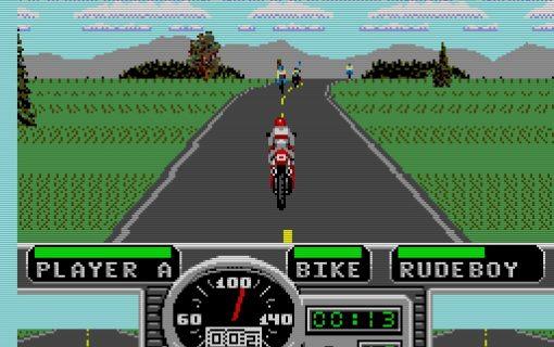 Road Rash – Screenshot – 1