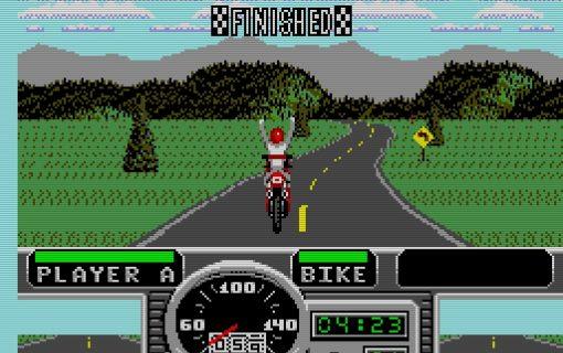 Road Rash – Screenshot – 3