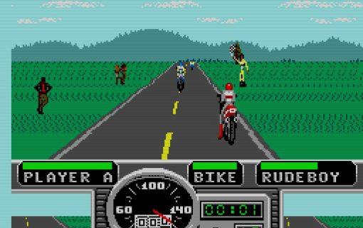 Road Rash – Screenshot – 5