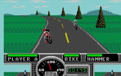 Road Rash – Screenshot – 6